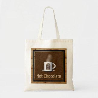 Hot Chocolate Budget Tote Bag