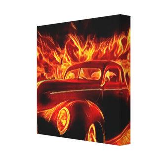 Hot Classic Canvas Print