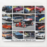Hot Classics and Muscle Cars 14 Mousepads