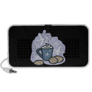 Hot Cocoa And Cookies Mp3 Speaker