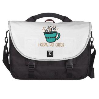 Hot Cocoa Commuter Bag