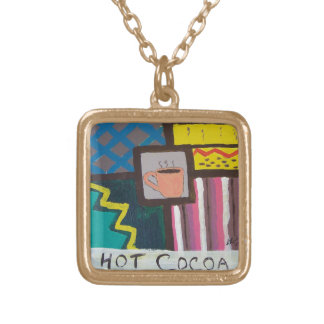 Hot Cocoa Necklace