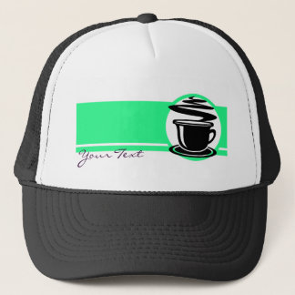 Hot Coffee design Trucker Hat