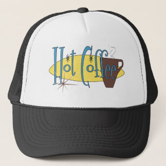 Hot Coffee Trucker Hat