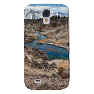 Hot Creek Gulch Galaxy S4 Case