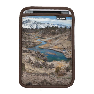 Hot Creek Gulch iPad Mini Sleeve