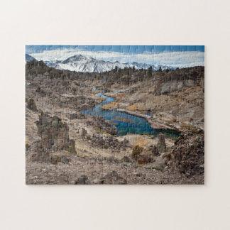 Hot Creek Gulch Jigsaw Puzzle