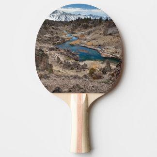 Hot Creek Gulch Ping Pong Paddle