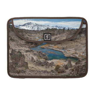 Hot Creek Gulch Sleeve For MacBooks