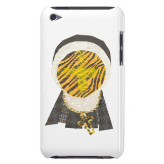 Hot Cross Bun Nun 4th Generation I-Pod Touch Case