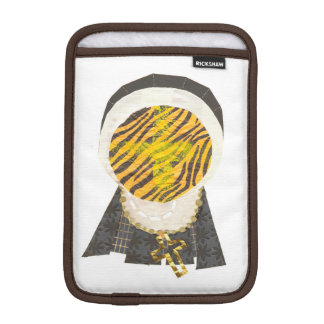 Hot Cross Bun Nun I-Pad Mini Sleeve