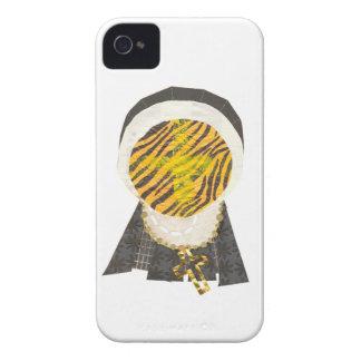 Hot Cross Bun Nun I-Phone 4 Case