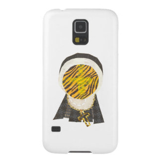Hot Cross Bun Nun Samsung Galaxy S5 Case