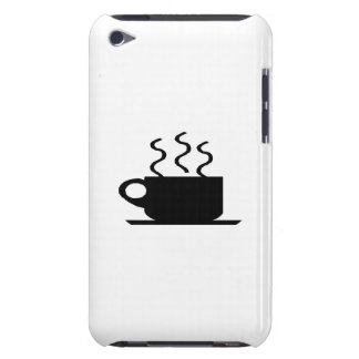 Hot Cup of Coffee Barely There iPod Covers