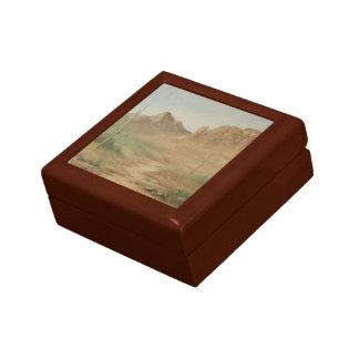 Hot Desert Jewelry Box