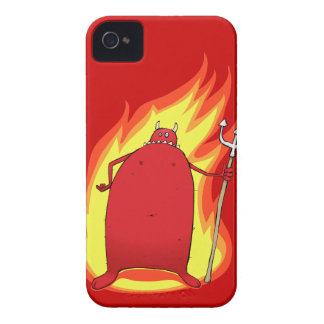 Hot Devil iPhone 4 4s Phone Case Sleeve