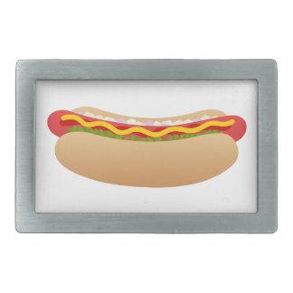 Hot Dog Belt Buckles
