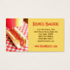 Hot Dog Business Cards