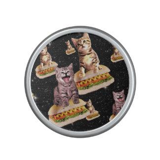 hot dog cat invasion speaker