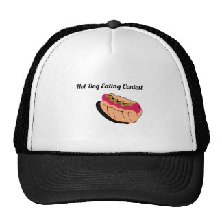 Hot Dog Eating Contest Hat
