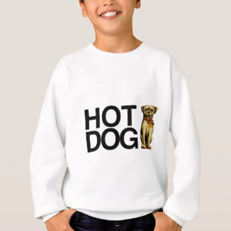 Hot Dog for pet lovers Sweatshirt