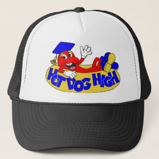 Hot Dog High Trucker Hat