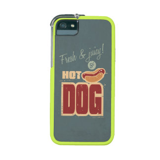 Hot Dog iPhone 5 Cover