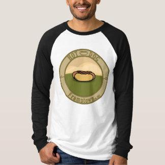 Hot Dog Joint Sleeves Shirt