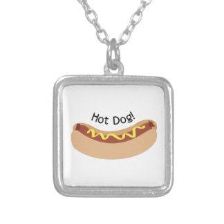Hot Dog! Necklace