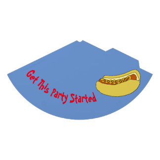 Hot Dog Party Hat
