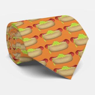 Hot Dog Tie