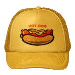 Hot Dog  Trucker Cap