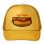 Hot Dog  Trucker Cap Trucker Hat