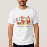 Hot Dog Vintage-Styled Tee (Personalizable)