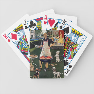 Hot Dogs Bicycle Card Decks