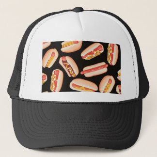 Hot Dogs Trucker Hat