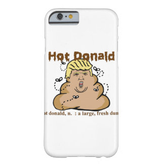 Hot Donald iPhone Case for iPhone 6/6s
