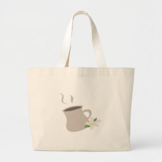 Hot Drink Tote Bags