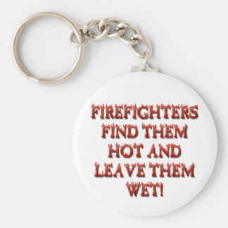 HOT FIREFIGHTERS KEY RING