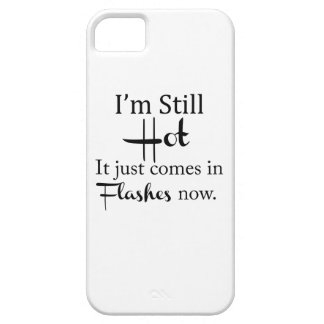Hot Flashes Case For The iPhone 5