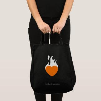 Hot For Ginger Tote Bag
