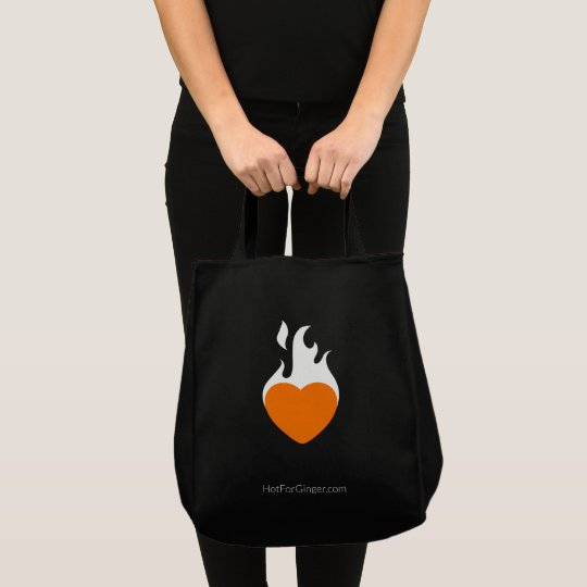 Hot For Ginger Tote Bag