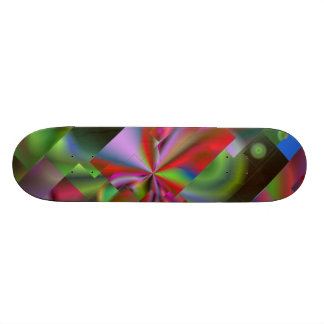 Hot Frac Designs by Leslie Harlow 19.7 Cm Skateboard Deck