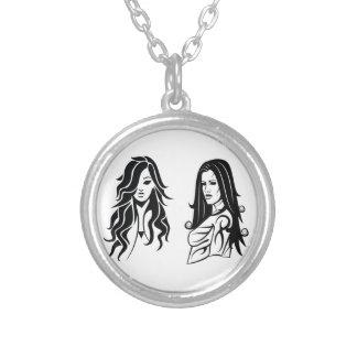 Hot girls pendants