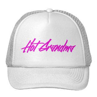 Hot Grandma Trucker Hat