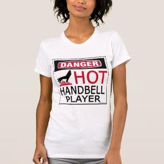 Hot Handbell Player Tees