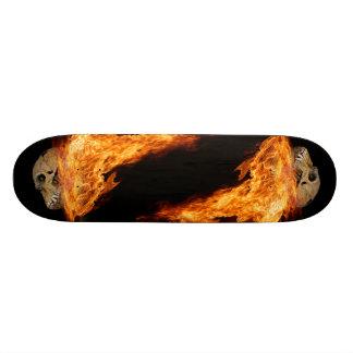 Hot Head-Pro 19.7 Cm Skateboard Deck