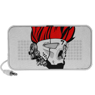 hot head iPod speaker