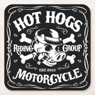 Hot Hogs™ Classic Coasters