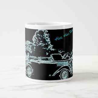 Hot Hot Rod Jumbo Coffee Mug Jumbo Mug